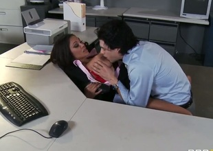 Xander Corvus cant wait any longer to stuff his fuck stick in warm Priya Anjali Rais mouth