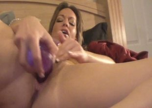 MILF Mia Playing With Her Pussy