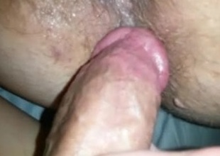 Anal and toy