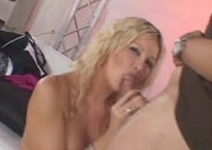 My Favorite Blond Swinger MILF