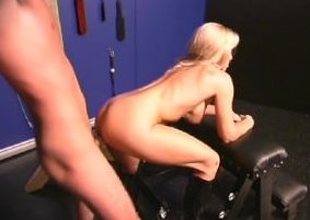 Misstress Carol Bonks Her Slave Boy