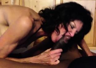 Cuckold Films His Wife Sucking Big Dark Dick