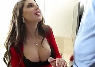 Brazzers - Hawt Milf Darling Danika gets pounded by young stud