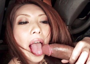 Horny Japanese girl Rinka Kanzaki in Best JAV uncensored Hardcore scene
