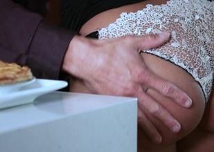 Lisa Ann & Tommy Gunn  in Love & Marriage, Scene 2