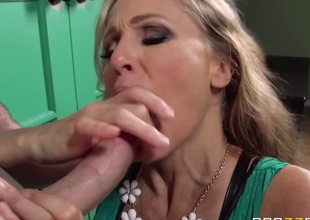 Will Powers can't live without always wet warm love aperture of Julia Ann with juicy hooters