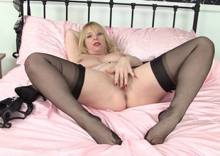 British milfs Sofia and Lucy let you feast your eyes