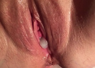 My Wife: Closeup Fuck And Cum
