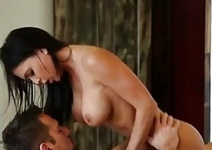HD PureMature - Mature Jessica Jaymes with pierced clit receives fucked