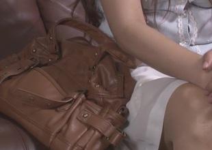 Hottest Japanese chick Mizuki Ogawa in Fabulous JAV uncensored Dildos/Toys scene