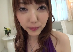 Fabulous Japanese girl Rei Furuse in Incredible JAV uncensored Dildos/Toys video