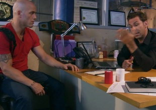 Jessica Drake In Tuff Love, Scene 2