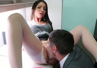 Mick Blue has a great time fucking Brunette Giselle Leon - porno video Pornalized.com