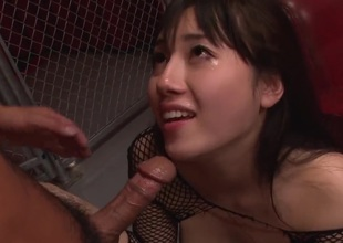 Blow job by Azusa Nagasawa
