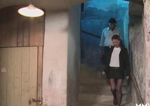 MMV FILMS Hot MILF seduces construction worker