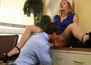 Nicole Aniston & Chad White in Naughty Office
