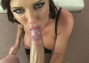 Veronica Avluv is, simply put, fucking gorgeous. And if youre into MILFs and cougars and the like, Id extremely recommend you check her out. She gives the best head in town.