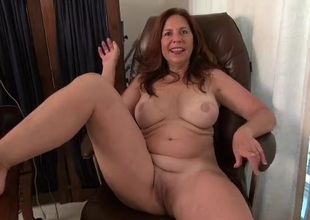 Fake mature milk sacks and sexy cunt look sexy