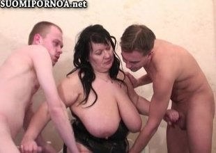 finnish BBW mature moneymami suomipornovideo