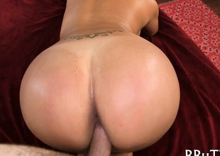Two wicked bitches feel throbbing dongs in their wet holes