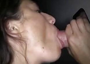 Hot girl clit sucking