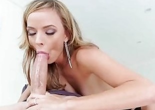 MommyBLowsBest Rewarding Stepson With Delicious Blowjob