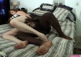 maxcuckold.com Busty Wife Found Big Black Cock