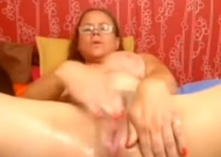 I touch myself in amateur masturbation porn video
