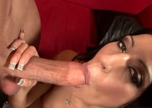 Daisy Cruz is an awesome pornstar with large booty and delicious tits. She can't live without to gulp her boyfriends pecker. We should say, that she cant live without it. Have fun