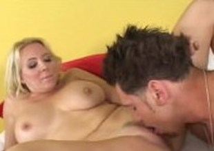 Johnny Fucks His Hot Step-mom