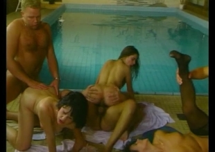 Euro orgy - Julia Reaves