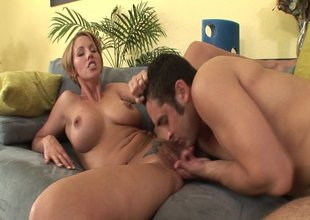 Licking that milf cunt - Primal Attraction