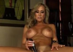 BRANDI LOVE Cum for me