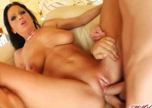 Milf Thing MILF Threesome for cock loving mature chick