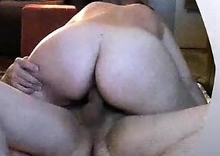 Fat ass wife fucked on hidden - affair at affair from she is